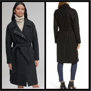 Marc New York – Wool Blend Trench Coat